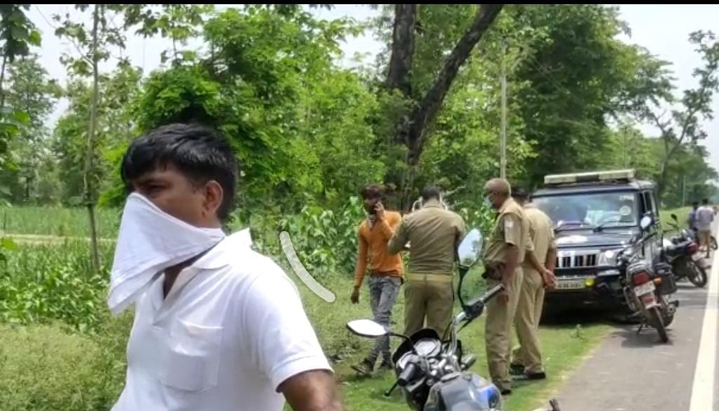 बलरामपुर में मानव कंकाल मिलने से हड़कंप, जांच में जुटी पुलिस