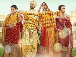 जय मम्मी दी फिल्म रिव्यू: ना कॉमेडी पर हंसी आती है, ना रोमांस दिल जीत पाता है