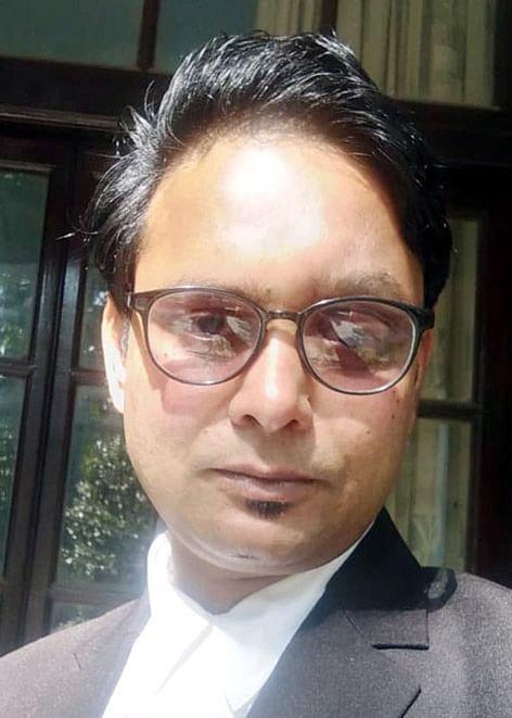 अधिवक्ता खुर्शीद हुसैन आम आदमी पार्टी के विधानसभा मीडिया प्रभारी नियुक्त