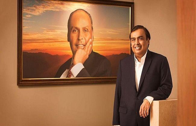दुनिया के 9वें अमीर शख्स बने मुकेश अंबानी, एक दिन  में बढ़ी 36500 करोड़ रुपये संपत्ति