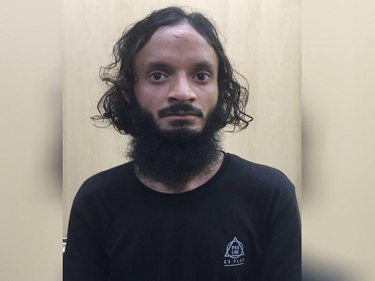 जम्मू कश्मीर से गिरफ्तार संदिग्ध सलमान पांच दिन की पुलिस रिमांड में