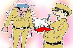 कानपुर : जिस थाने में रौब गांठते थे दरोगा जी,  दर्ज हुआ मुकदमा