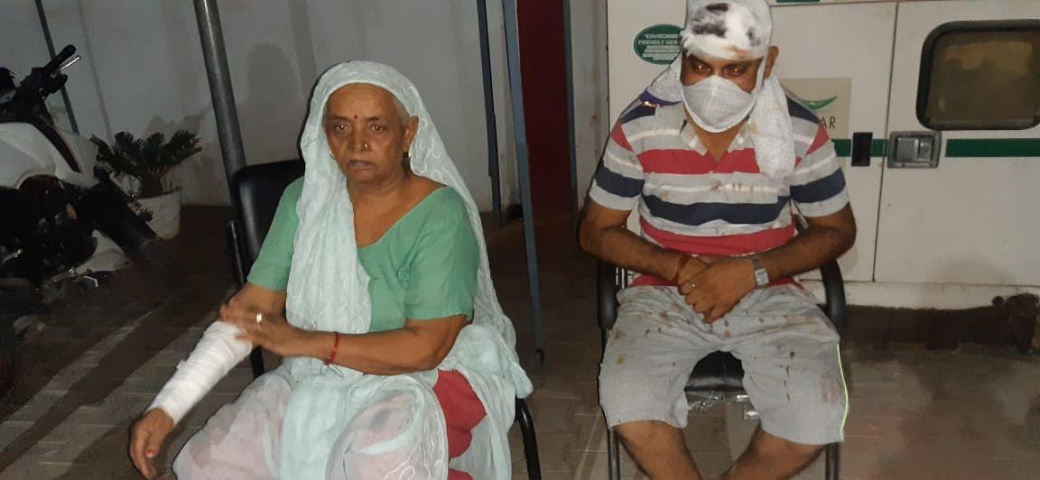 सूरजपुर महनवा के संघर्ष में ग्राम प्रधान समेत छह के खिलाफ एनसीआर दर्ज