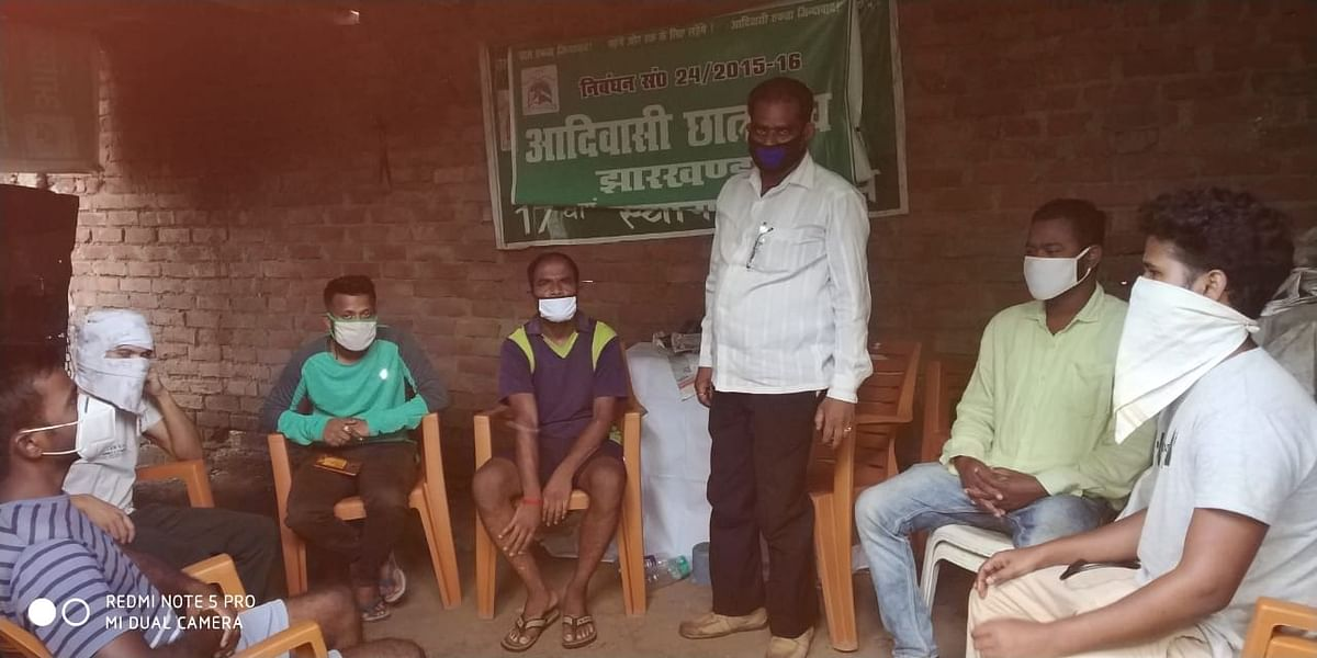 साजिश के तहत सरना आदिवासियों का हिंदू में धर्मांतरण कराना चाहती है भाजपा : सुशील उरांव