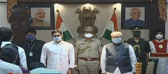 आंध्र प्रदेश मंत्रिमंडल का विस्तार , दो ने ली शपथ