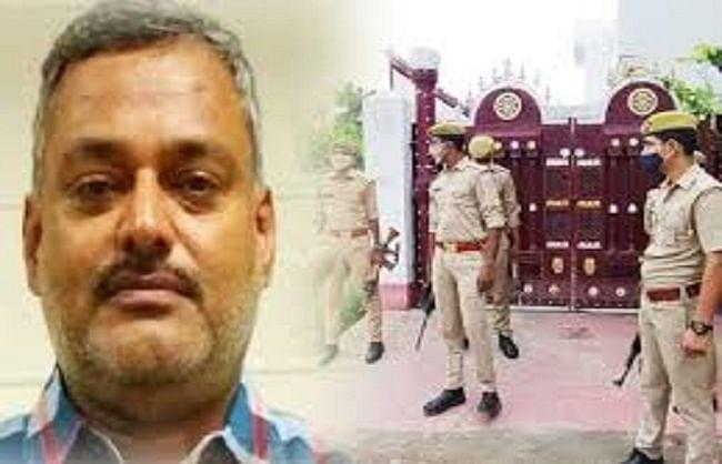 कानपुर कांड: मुठभेड़ में मारे गए विकास दुबे के भाई पर 20 हजार का इनाम
