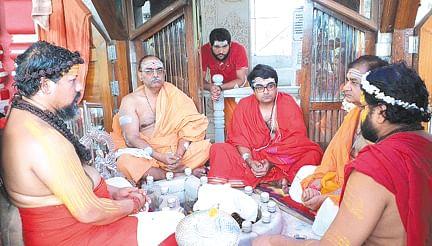 शिव श्रद्धा और विश्वास के समग्र रूपः कैलाशानंद