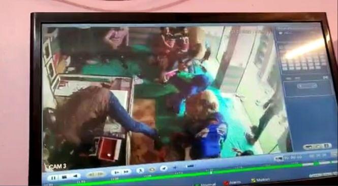 जौनपुर : दिनदहाड़े सर्राफ की दुकान से दस लाख की लूट