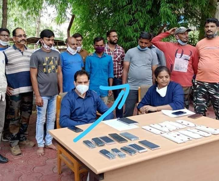 बुरहानपुर में नोट तस्कर निकला विधायक प्रतिनिधि