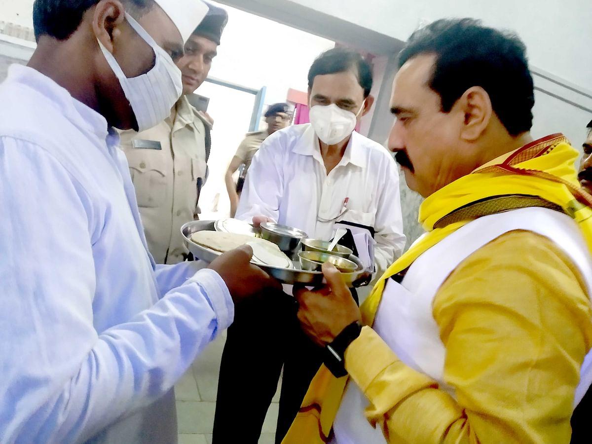 कैदियों का पैरोल पीरियड बढ़ाने भेजा जाएगा प्रस्ताव : मंत्री डॉ. मिश्रा