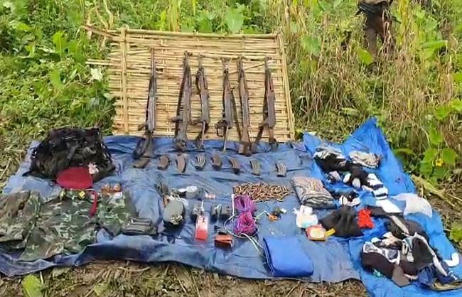 सेना व पुलिस से मुठभेड़ में एनएससीएन (आईएम) के 6 कैडर ढेर
