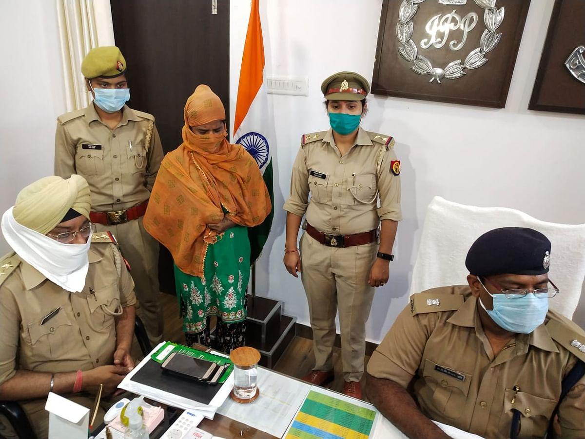 पुलिस ने तीन साल के अपहृत मासूम मृत्युंजय को किया सकुशल बरामद
