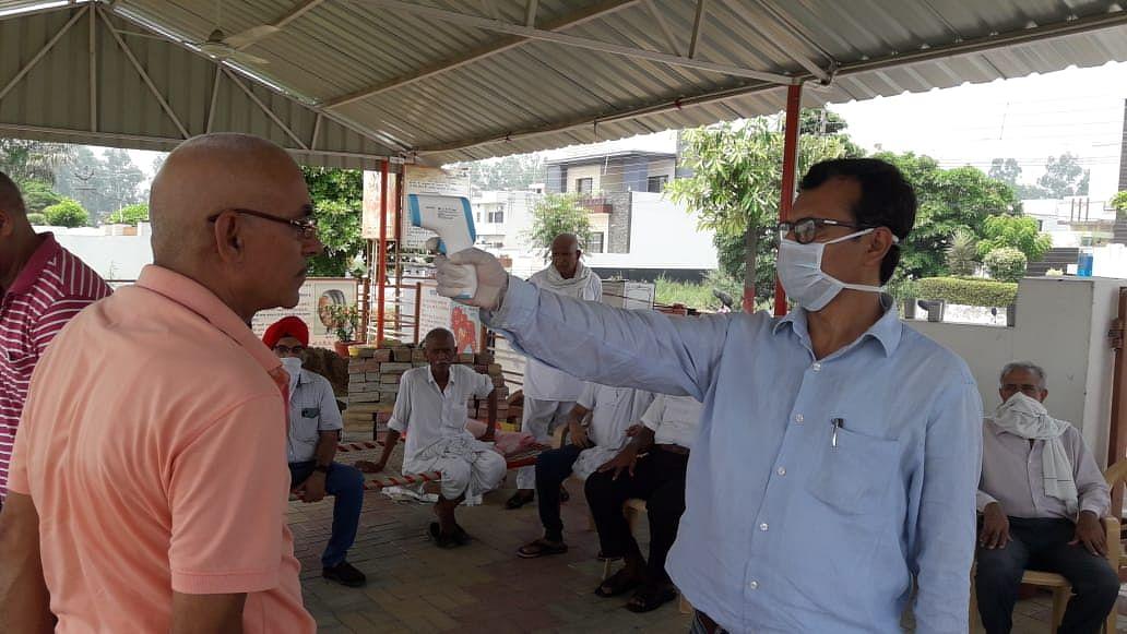 हरियाणा : जींद पहुंचा कोरोना से मात्र सात कदम दूर, 433 मरीज ठीक होकर लौटे घर