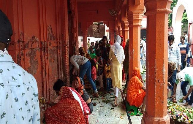 प्रयागराज में पाण्डवों ने की थी 'पाण्डेश्वर महादेव' की स्थापना