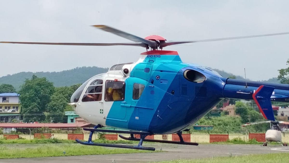 उत्तराखंड के वासुकी ताल में चार ट्रैकर लापता, सर्च अभियान में एसडीआरएफ और हेलीकॉप्टर जुटे