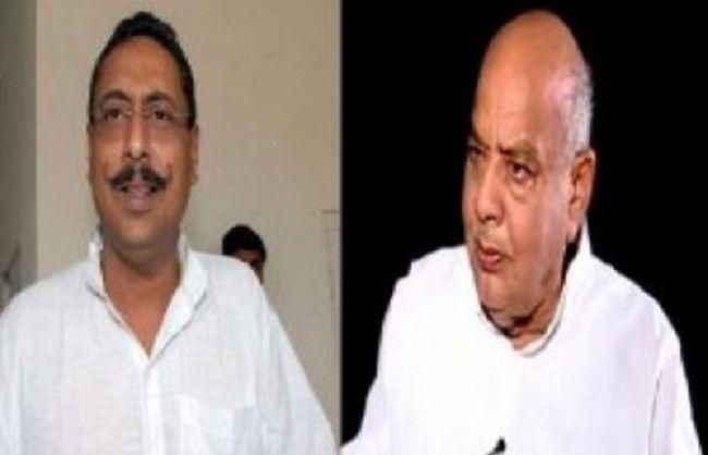 पूर्व मंत्री विश्वेन्द्र सिंह और विधायक भंवर लाल शर्मा कांग्रेस की प्राथमिक सदस्यता से निलम्बित