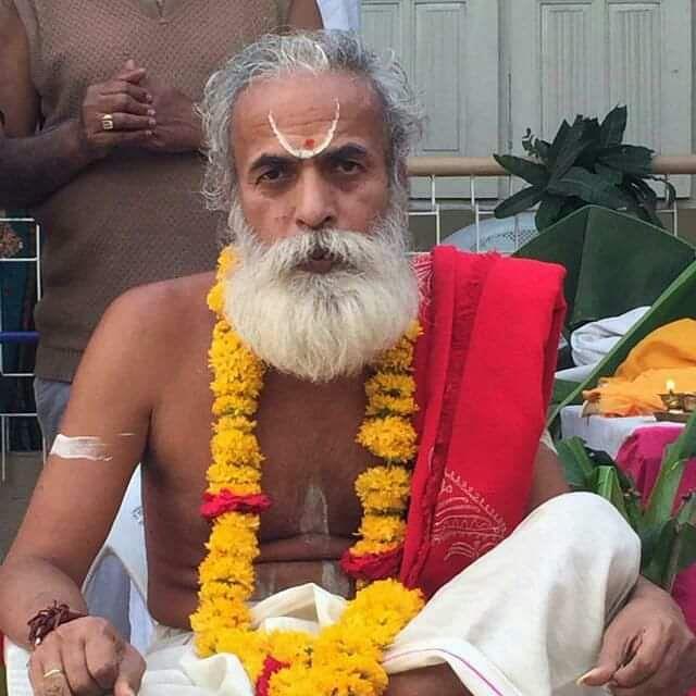 श्रीराम मन्दिर पूर्वाभिमुख बन रहा, निर्माण में नहीं आएगी कोई समस्या: गणेश्वर शास्त्री