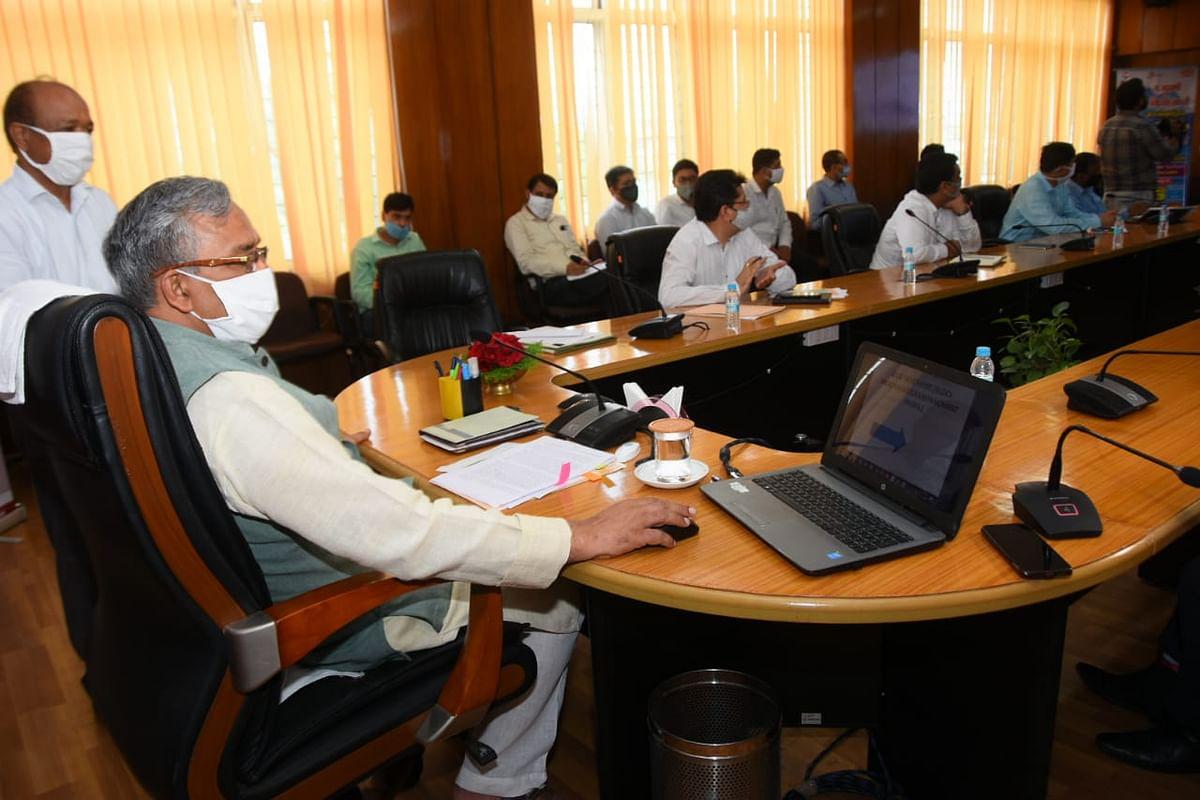 (अपडेट) उत्तराखंडः त्रिस्तरीय पंचायतों को 143.50 करोड़ रुपये का डिजिटल हस्तांतरण