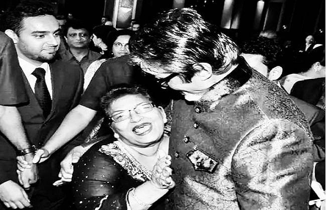 सरोज खान ने जब बॉलीवुड के महानायक अमिताभ बच्चन को दिए थे एक रुपये