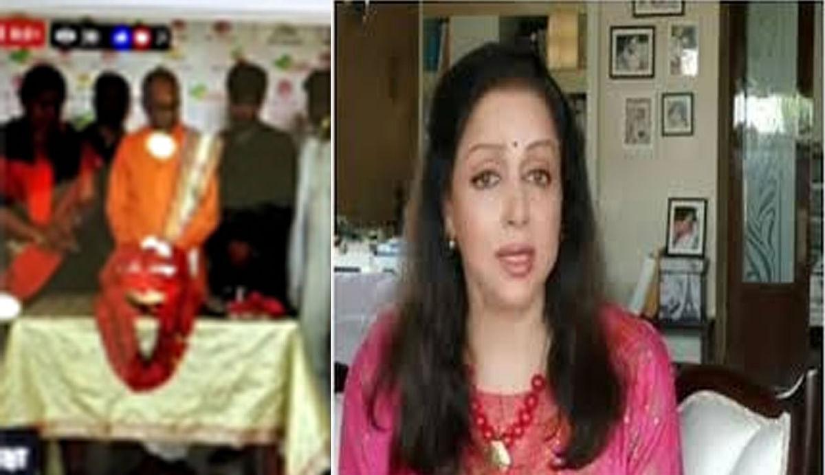 श्रीकृष्ण जन्मभूमि से श्रीराम जन्मभूमि तक ब्रज की रज सुगन्धित करेंगी सभी भक्तों को : हेमामालिनी