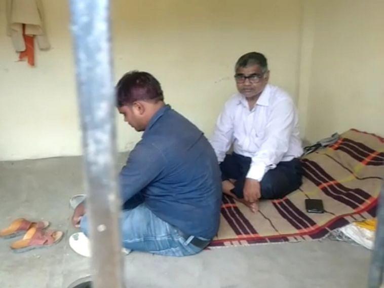 13 महीने से गोशाला मजदूरों को नहीं मिला मानदेय, अधिकारियों को बनाया बंधक
