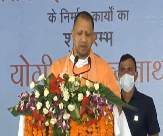 मुख्यमंत्री योगी ने बुन्देलखण्ड में हर घर नल योजना का किया शुभारम्भ