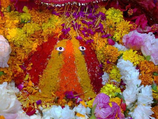 श्री चिंतपूर्णी देवी की आरती - Mata Shri Chintpurni Devi Aarti in Hindi