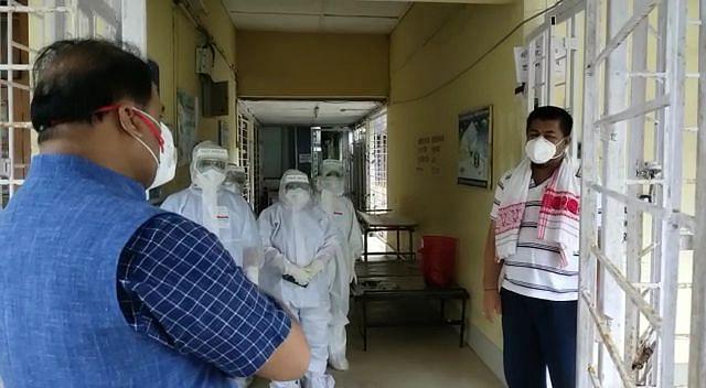 असम में कोरोना संक्रमितों की संख्या 60 हजार हो सकता है- डॉ विश्वशर्मा