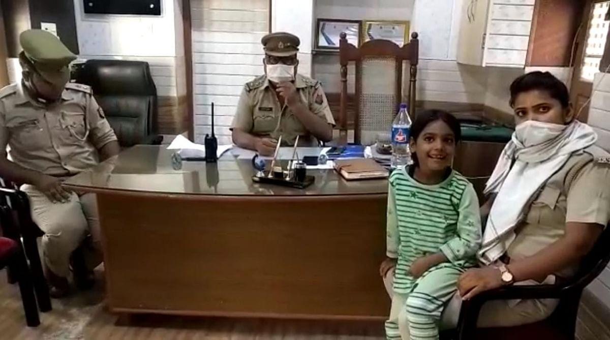 सरोकार - मां व चाचा द्वारा बेसहारा छोड़ी गयी बच्ची का 'मीनू दीदी' बनी सहारा