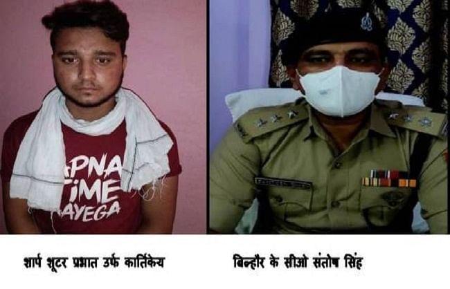 विकरु कांड: पुलिस ने मुठभेड़ में मारे गए प्रभात मिश्रा को बताया बालिग