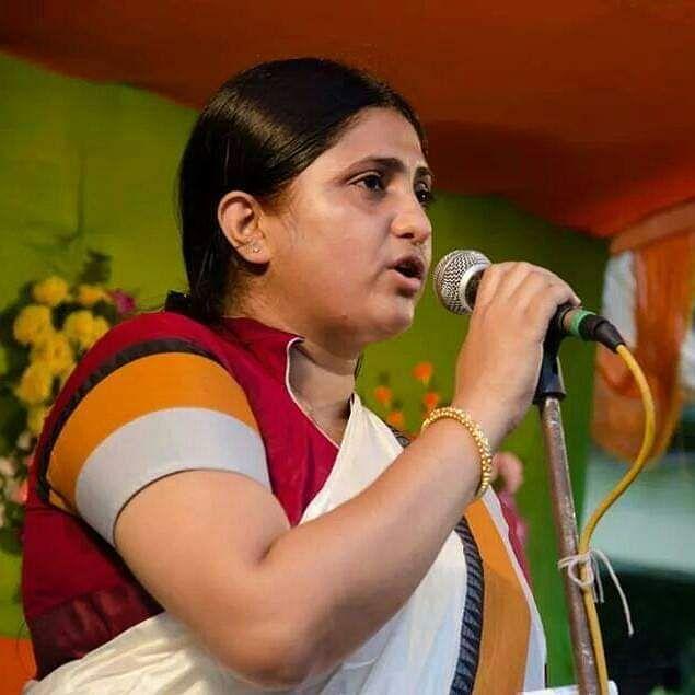 शशि सिंह बनेंगी भाजपा के श्रीरामपुर सांगठनिक जिले की उपाध्यक्ष : भाजपा