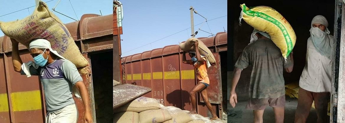 लॉकडाउन के बावजूद पश्चिम रेलवे ने माल यातायात से हासिल की 2482 करोड़ रु. की आय