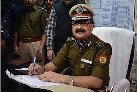 लखनऊ पुलिस कमिश्नर को मिलेगा डीजीपी पदक