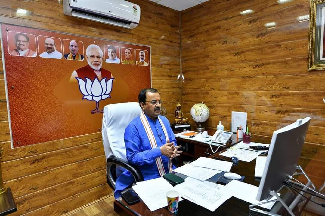 भाजपा का विधानसभावार सम्मेलन पूर्ण, अब शुरु हुआ बूथ समितियों का  सत्यापन
