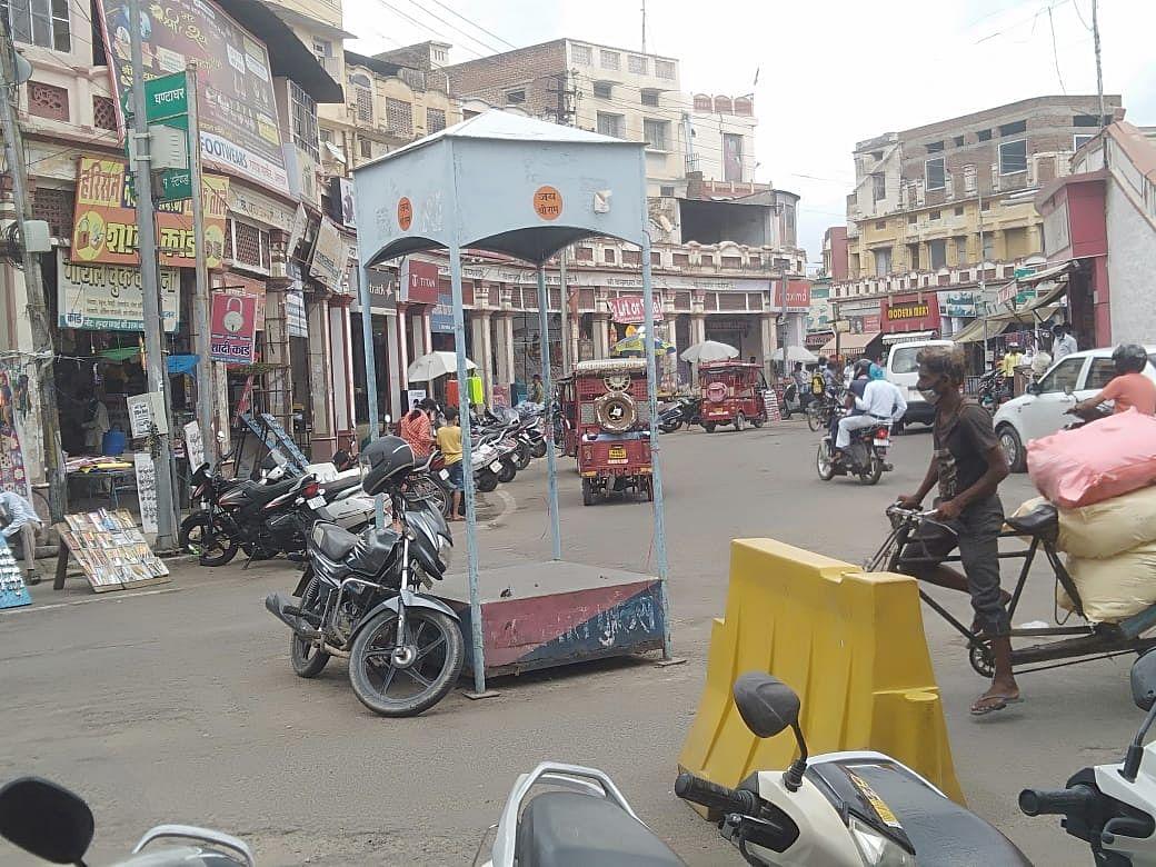 अलवर में कोरोना को रोकने के लिए शनिवार व रविवार को बंद रहंगे बाजार