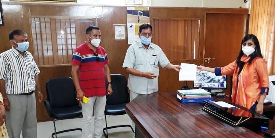 कांग्रेस की पर्वतीय क्षेत्रों में एसएसबी यूनिट की स्थापना की मांग