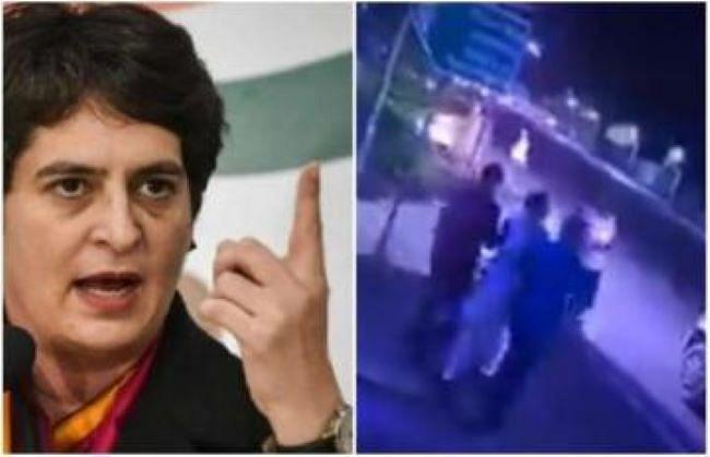 शाहनवाज की गिरफ्तारी के बाद प्रियंका का योगी सरकार पर हमला, कहा फर्जी मुकदमों से नहीं डरने वाले