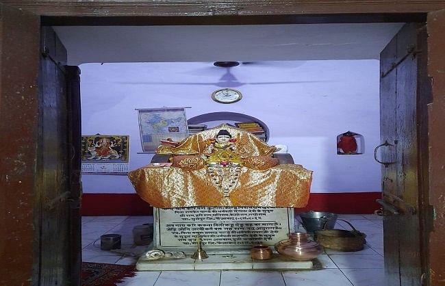 अयोध्या से 14 किमी दूर नंदीग्राम, यहीं से भरत ने 14 वर्ष तक किया था राज
