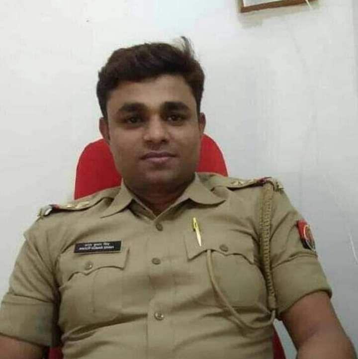 कानपुर पुलिस मुठभेड़ में बेल्हा का लाल शहीद, वेलखरी में छाया मातम