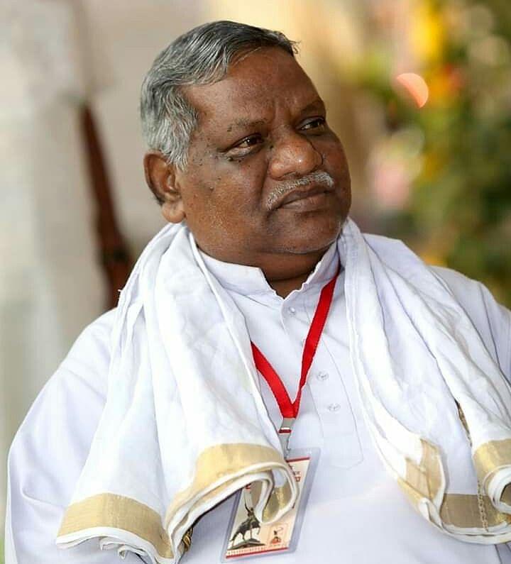 वनवासी कल्याण केंद्र ने जगदेव राम को दी श्रद्धांजलि