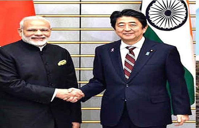 चीन के साथ सीमा विवाद पर भारत को मिला जापान का साथ