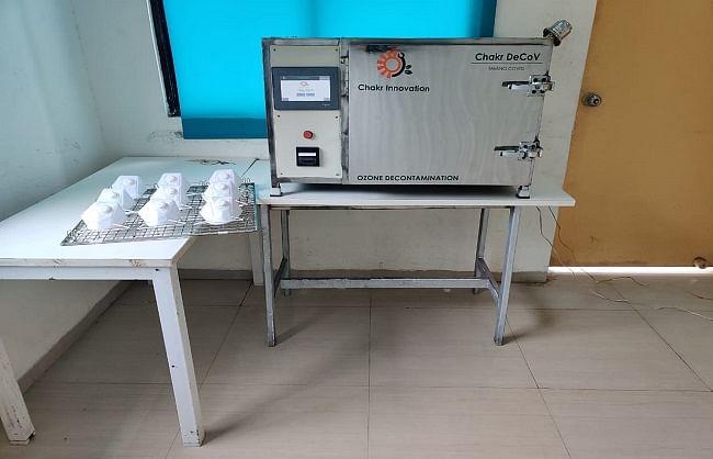 आईआईटी दिल्ली ने एन-95 मास्क को दोबारा इस्तेमाल के लायक बनाया