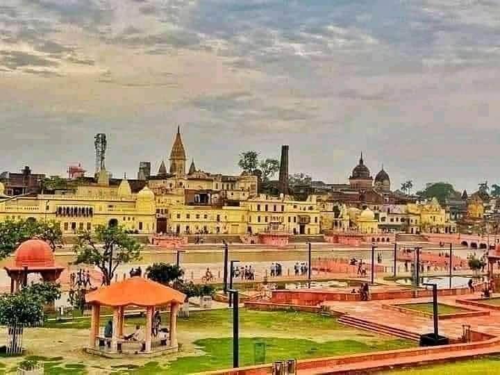श्रीराम मंदिर भूमि-पूजन : 111 थाल में सजेंगे 01.11 लाख लड्डू