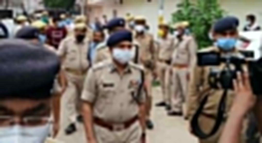 संजीत हत्याकांड : एडीजी वीपी जोगदंड पहुंचे पीड़ित के घर, 30 लाख फिरौती की करेंगे जांच