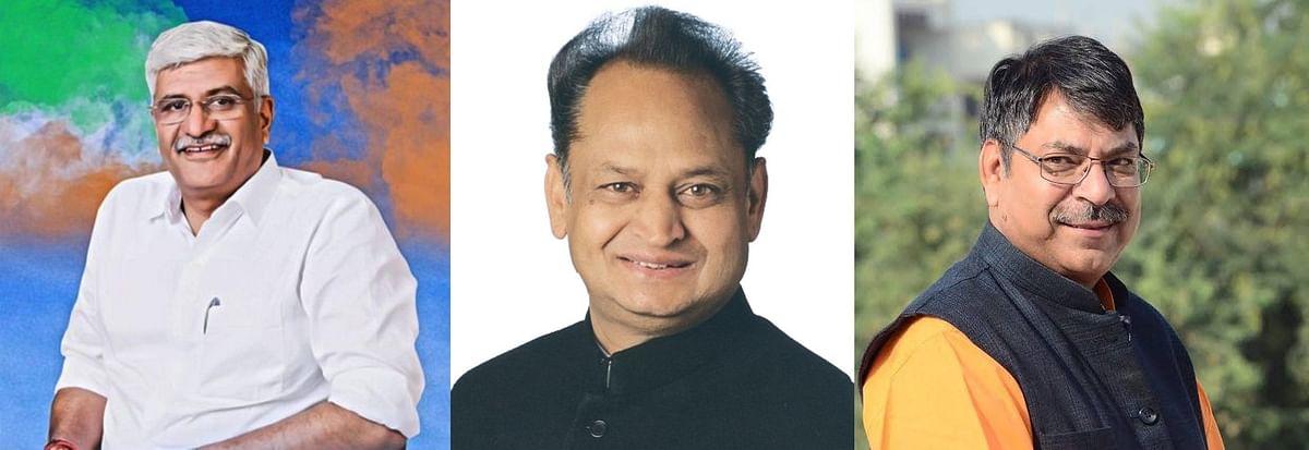 मुख्यमंत्री अशोक गहलोत के बयान पर हमलावर हुई भाजपा