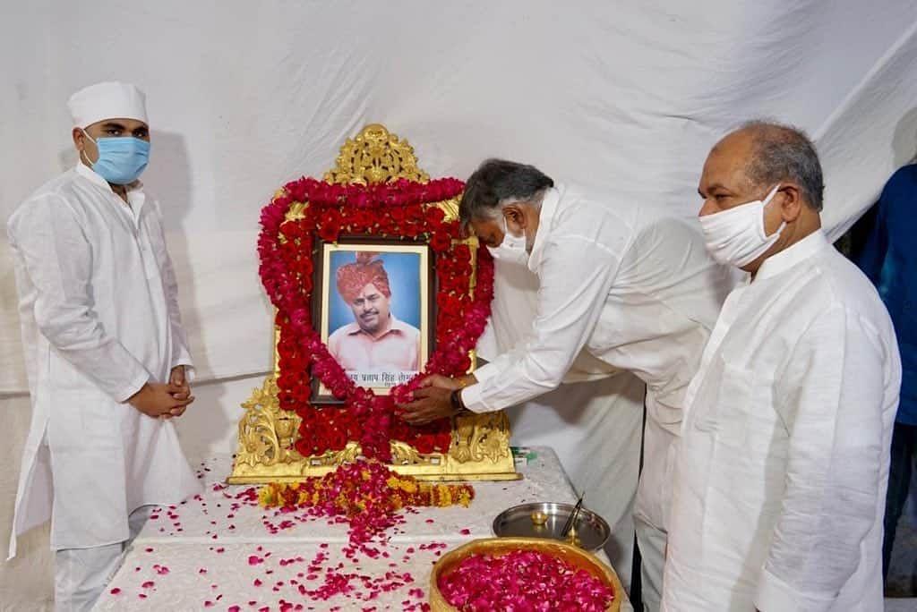 केंद्रीय मंत्री पटेल व भाजपा नेताओं ने व्यक्त की शोक संवेदनाएं
