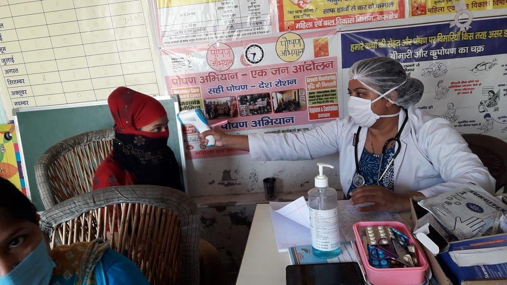 हरियाणा : एनसीआर बढ़ रहे संक्रमण को रोकने के लिए कर्फ्यू लगाने की तैयारी