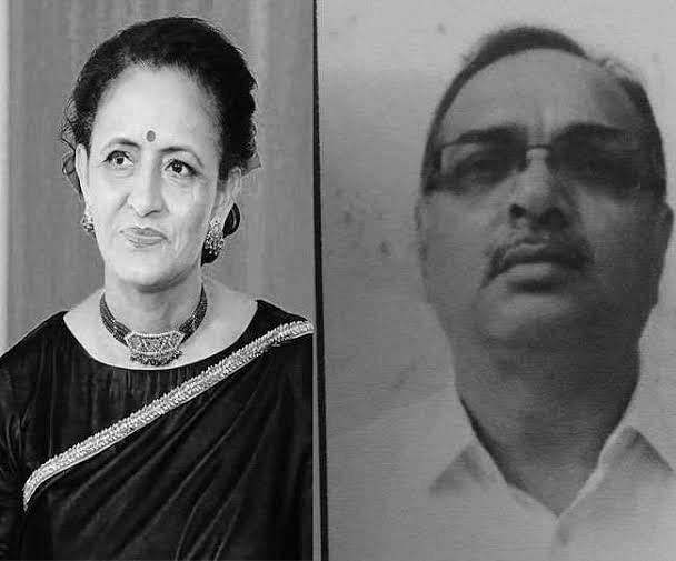 मसूरी में कार दुर्घटना, जदयू सांसद केसी त्यागी के बहन-बहनोई की मौत
