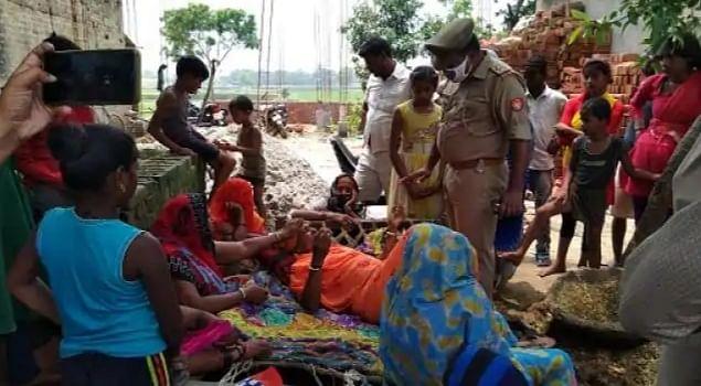 कानपुर एन्काउंटर : महराजगंज का सिपाही शिवमूरत भी घायल, मां 'मायावती' की हालत बिगड़ी