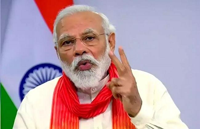 राफेल के भारत आने पर प्रधानमंत्री मोदी का ट्वीट- स्वागतम्